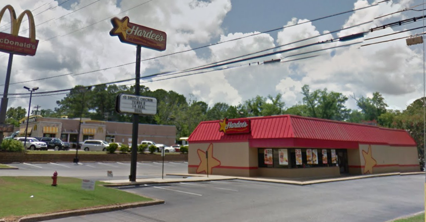 Hardee's Restaurants | Crowdfunding Real Estate Investment